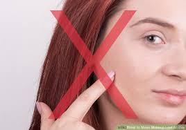 image led make makeup last all day step 12