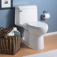 Toilet And Sink In One Champion 4 Elongated One Piece Toilet With Seat American Standard