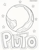 Small Picture Solar System Coloring Pages Printables Classroom Doodles