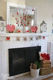 ... best christmas mantle decorations ideas on pinterest mantles time  vintage cardboard fireplace for mantel decor and ...