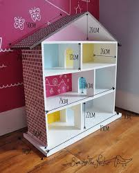 A DIY dollhouse project by Simply The Nest - a UK renovation blog |  Preschool Things To Make | Pinterest | Diy dollhouse, Nest and Blog