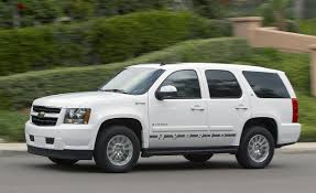 2009 Chevrolet Tahoe Hybrid - Information and photos - ZombieDrive