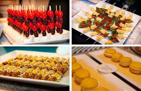 Stylish Food Presentation  Celebrations at Home. Housewarming Party ...