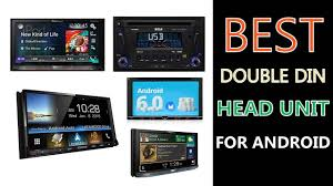 Best <b>Double Din</b> Head Unit for <b>Android</b> - YouTube