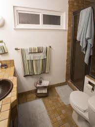 Small Bathroom Before And Afters HGTV - Bathroom small