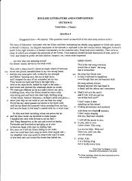 sample ap lit essays co sample ap lit essays