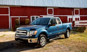 2013 Ford Truck Color Chart 2013 Ford F 150 Review Ratings Specs Prices And Photos