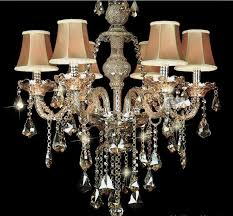 chandelier lamp shades set of 6