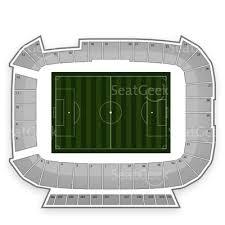 Rio Tinto Stadium Seating Chart Real Salt Lake Real Salt