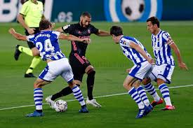 Real Sociedad - Real Madrid | Photos