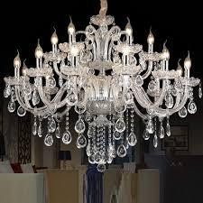 modern crystal chandelier lighting fixtures