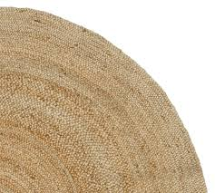 round jute rug natural pottery barn media rugs sydney light blue wool melbourne nuloom handmade modern