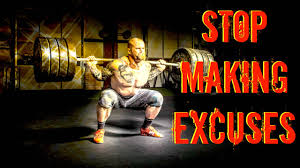 No Excuses Motivation For 2017 Stop Making Excuses In 2017 Best Motivational Quotes 2017