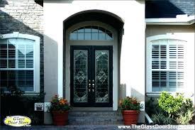 delighful front surprising front entry door with glass double doors with front entry doors glass d