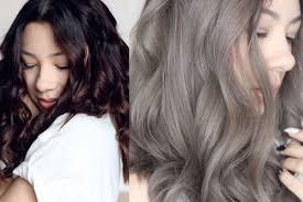 Ash Grey Hair Color Best Hair