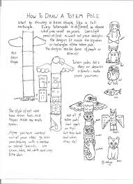bfb63a7ff0c44ce520ace62f399a6107 how to draw a totem pole printable worksheet crafts cross on get outta your mind and into your life worksheets