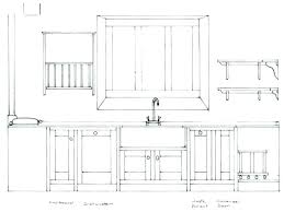 kitchen cabinets drawings cabinet design medium size of drawing plans free i16 design