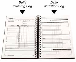 Best Weight Training Log And Food Journal For Fitness Enthusiasts