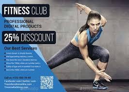 Fitness Flyer Designs | Design Trends - Premium Psd, Vector Downloads