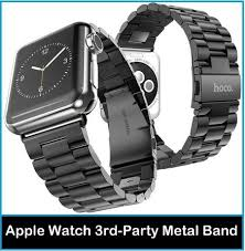 best apple watch third party bands for men sport edition