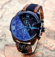 17 best ideas about cool mens watches men s watches cool men s watch analog sport steel case quartz dial leather wrist watch gift unbranded