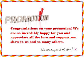 Congratulations Email For New Job Congratulations On Promotion Message Wishesgreeting