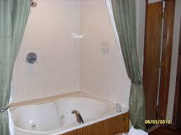 garden tub shower combination photo 2