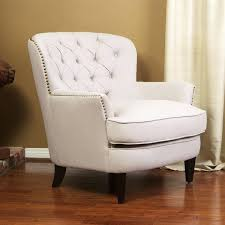christopher knight home tafton tufted fabric club chair grey