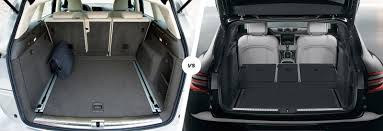 Carwow Macan Vs Q5 Boot Audi Cargo Capacity Unforgettable Porsche ...