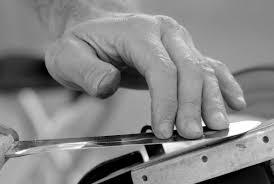 Ideas Delightful How To Sharpen A Kitchen Knife How To Sharpen How To Sharpen Kitchen Knives