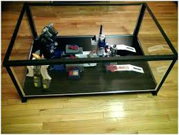 full size of table top glass jewelry display cases ikea coffee case nice and with kitchen large