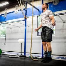 Athlete: Brian Sieber | CrossFit Games