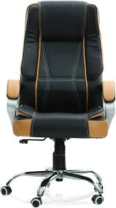 office chair back. Interesting Chair Green Soul Vienna High Back Office Chair Black Tan Leatherette  Executive For P