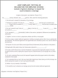 Court Document Templates Divorce Forms Free Word Templates Divorce Papers Real
