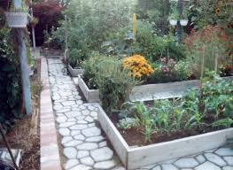 Small Picture An Improved Raised Bed Garden Pea gravel Walkways and Gardens