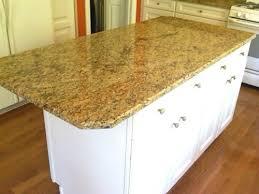 Image Of: Granite Top Kitchen Island