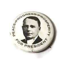 Image result for Democrat James M. Cox.