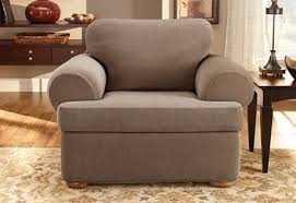 sure fit slipcovers stretch pique three