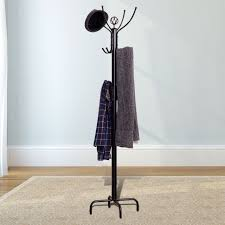 Ebay Coat Rack Awesome 32 Hooks 32 Metal Coat Rack Stand Hat Jacket Tree Holder Hanger