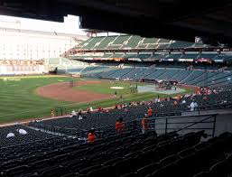 Orioles Seating Chart Pictures Oriole Park At Camden Yards Section 61 Seat Views Seatgeek