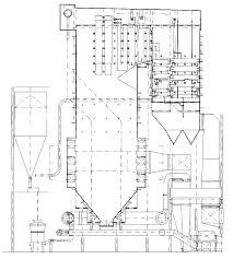 Supercritical Boiler Design Typical 600 Mw E Pulverized Coal Fired Drum Boiler
