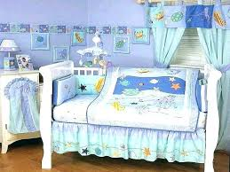 blue crib bedding sets mermaid baby bedding what to think before ing baby bedding sets for