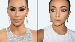 kim kardashian cannes inspired makeup tutorial stephanie ledda you