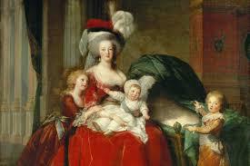 marie antoinette queen executed in french revolution marie antoinette her children