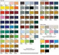 Humbrol To Vallejo Conversion Chart Humbrol Colour Chart