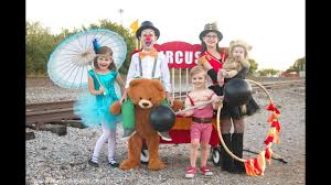 diy circus themed costumes fun for the whole family