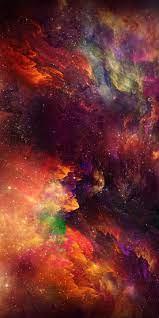 iPhone X Wallpaper space Wallpaper ...