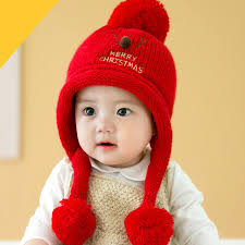 Images Baby Cute Cute Baby Winter Hat Warm Infant Beanie Cap For Children Boy Girl