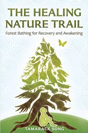 Healing Design Book The Healing Nature Trail Forest Bathing For Recovery And