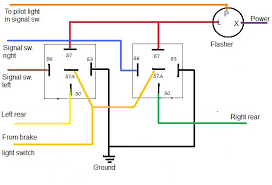 wiring diagram turn lamp wiring image wiring diagram yankee 960 turn signal switch wiring help the h a m b on wiring diagram turn lamp